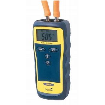 Digitron PM-20 differentiële drukmeter