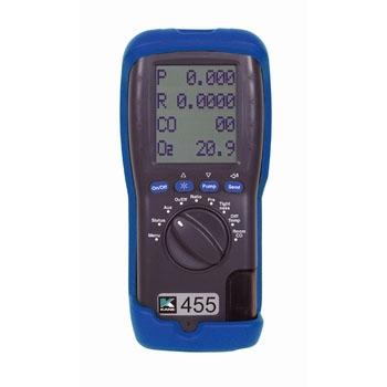 KANE 455 l'analyseur de gaz de combustion IR