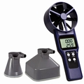 480- 4156 vleugelrad anemometer KIT + CO2